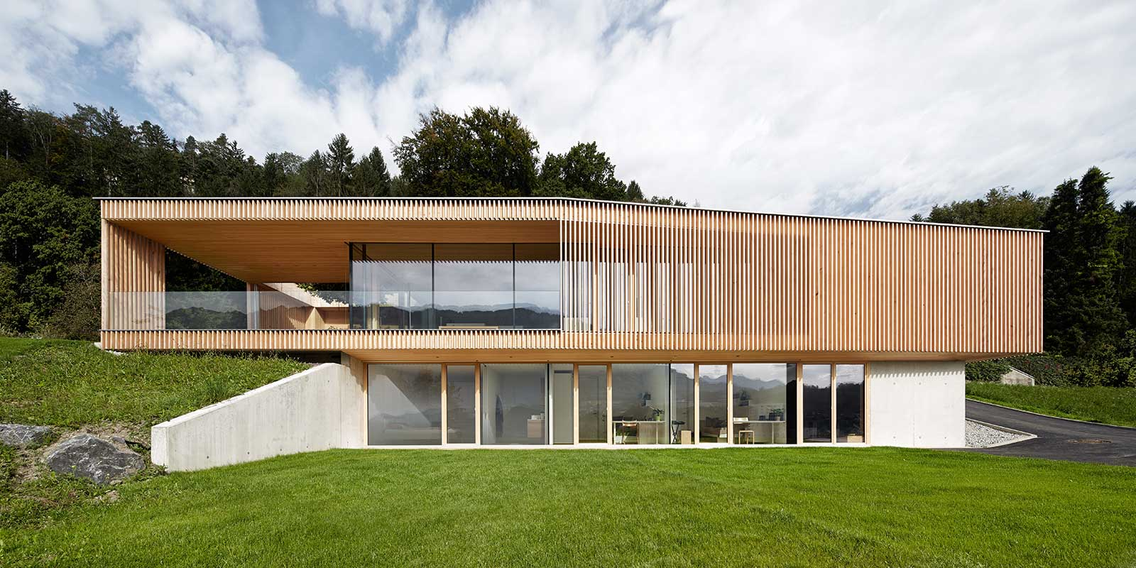 ALPINA Haus: Individuelle Holzhäuser aus Österreich : Alpina Haus