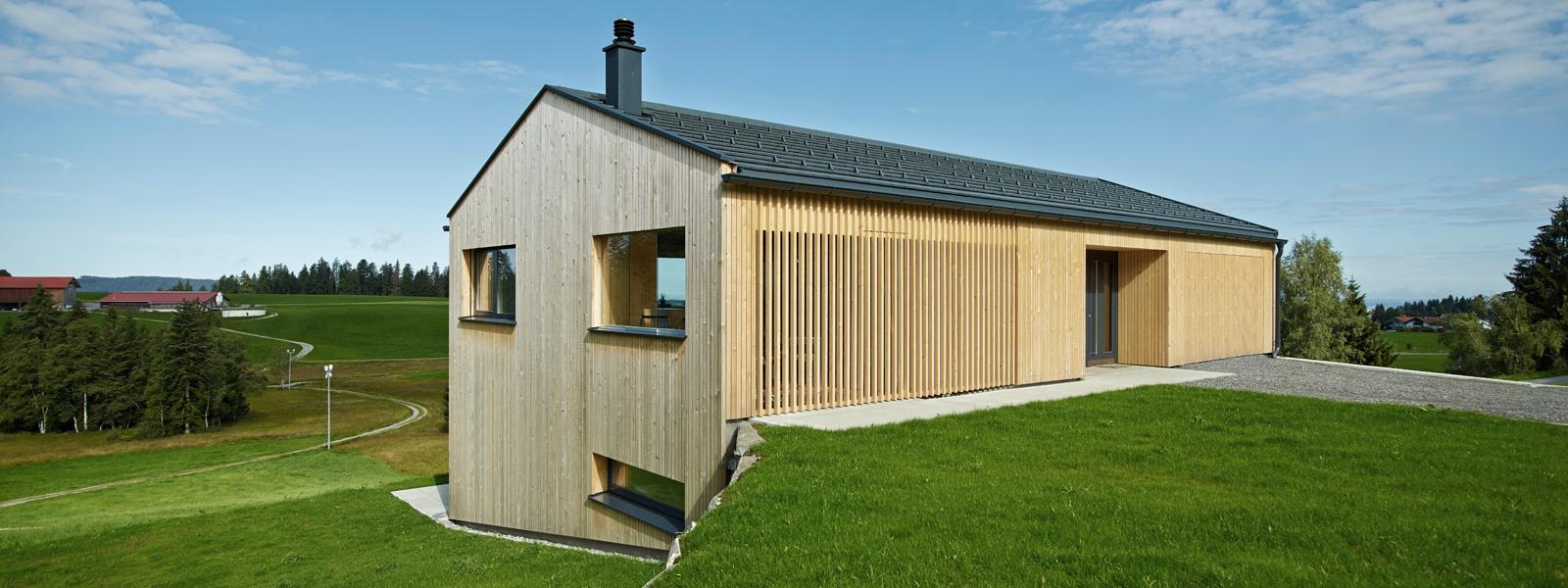 Fertighaus holz österreich  ALPINA Haus: Individuelle Holzhäuser aus Österreich : Alpina Haus