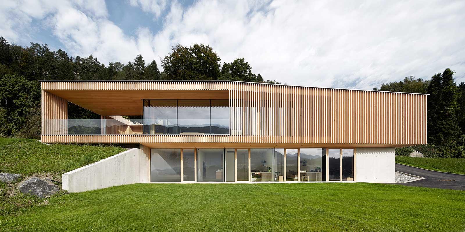 Alpina Haus Individuelle Holzhauser Aus Osterreich Alpina Haus