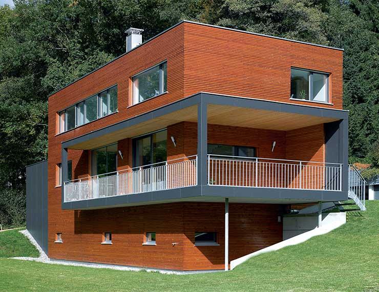Zimmermeisterhauser Passivhauser Von Alpina Alpina Haus